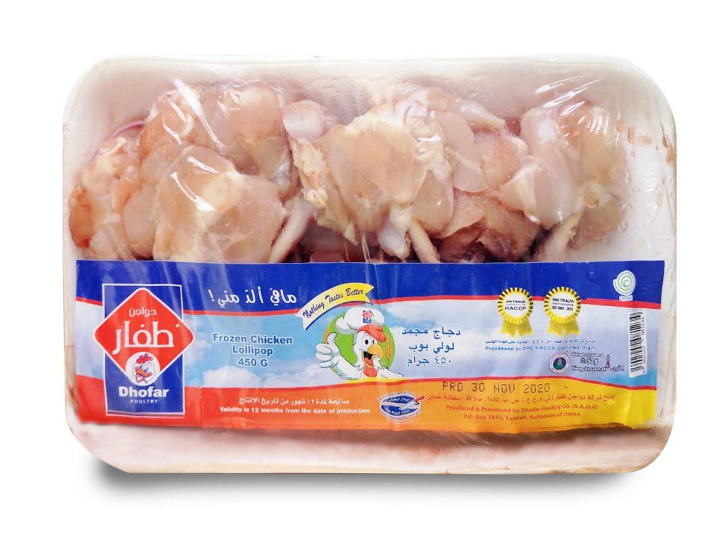 لولي بوب دجاج