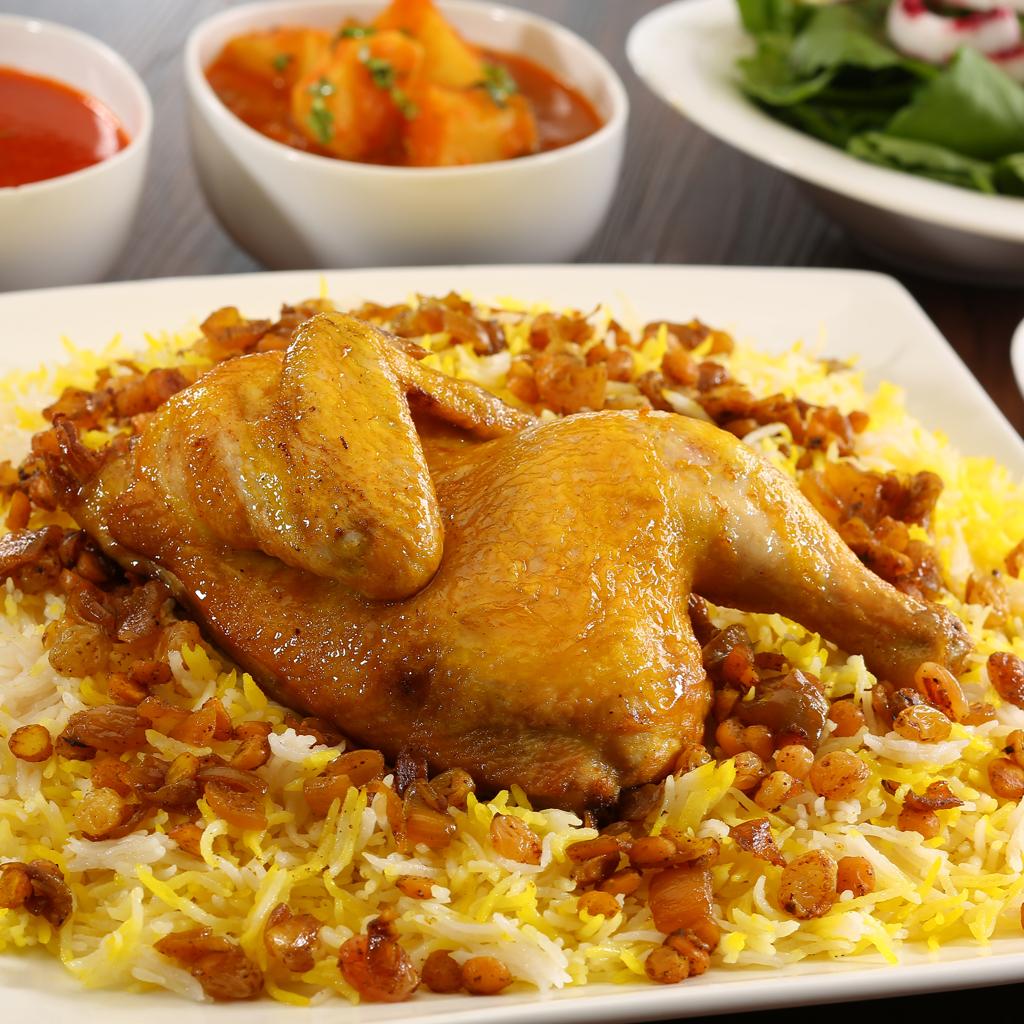 Chicken Majboos